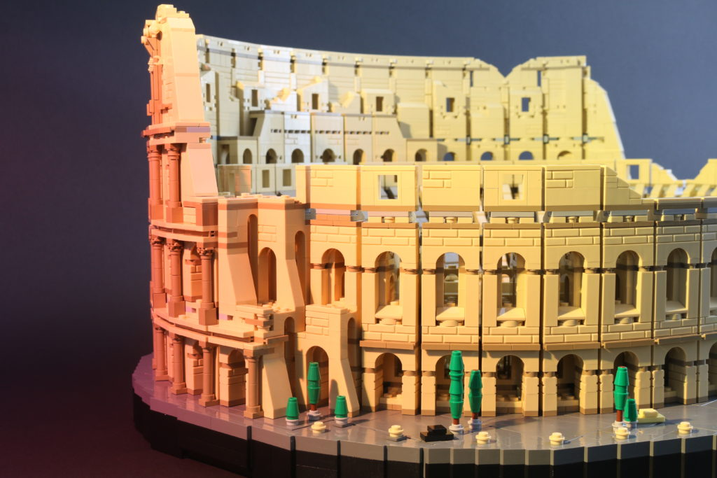 LEGO Architecture Creator Expert 10276 Colosseum Review 32