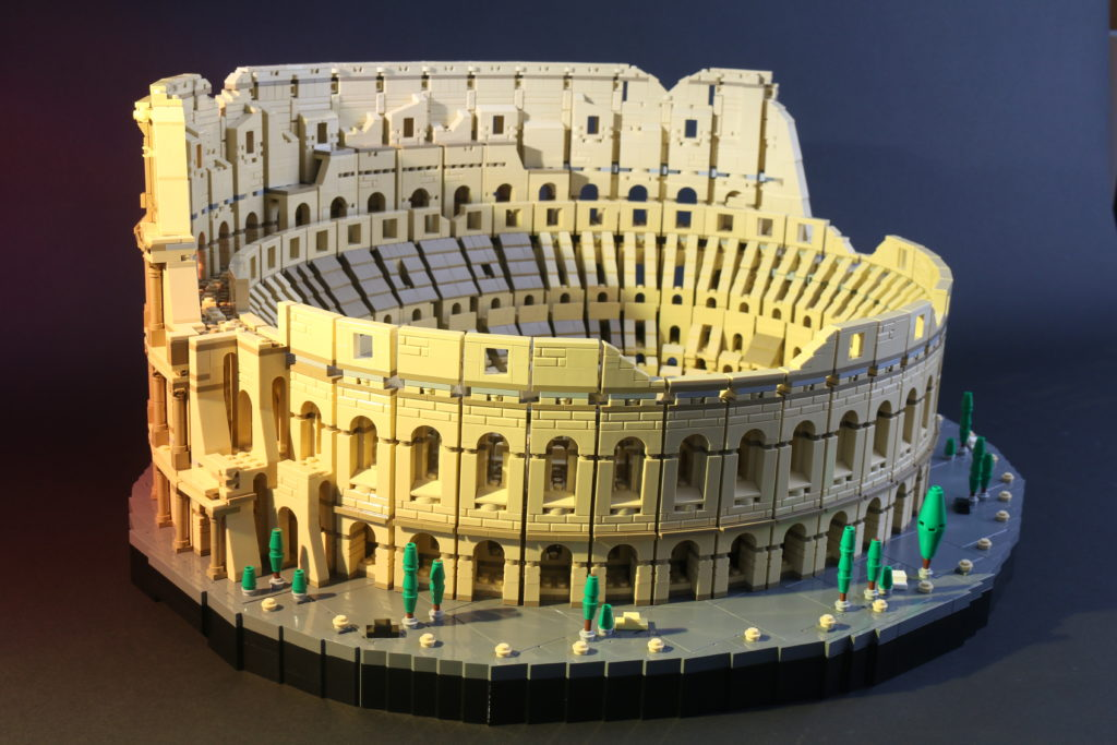 LEGO Architecture Creator Expert 10276 Colosseum Review 33