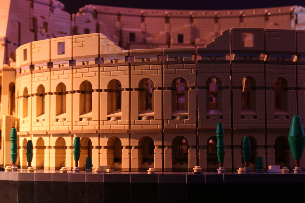 LEGO Architecture Creator Expert 10276 Colosseum Review 36