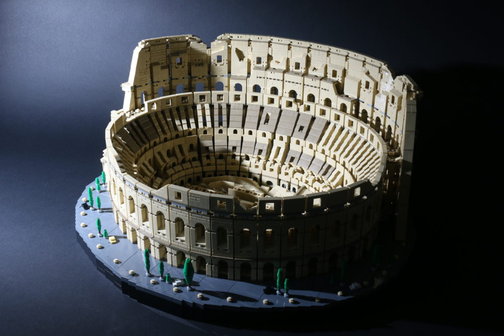 LEGO Architecture Creator Expert 10276 Colosseum Review 38