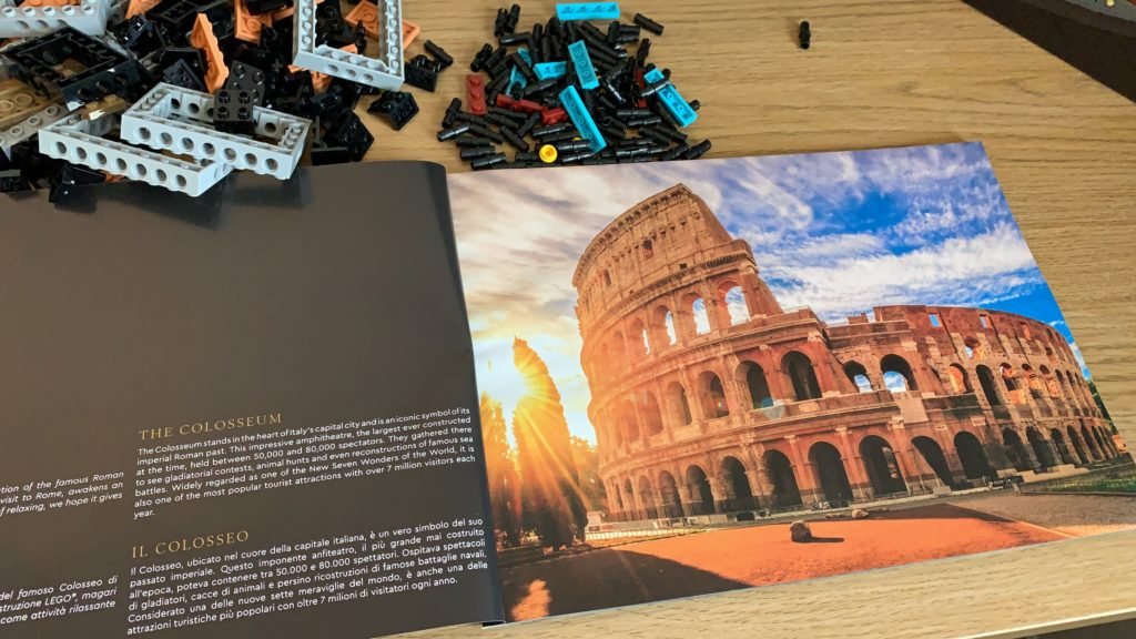 LEGO Architecture Creator Expert 10276 Colosseum Review 40