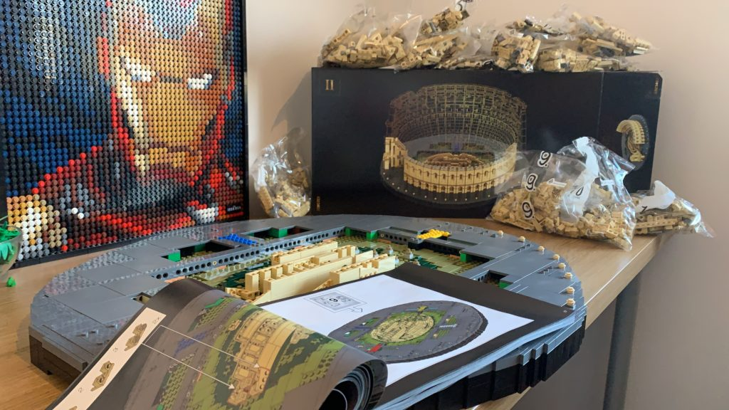 LEGO Architecture Creator Expert 10276 Colosseum Review 44