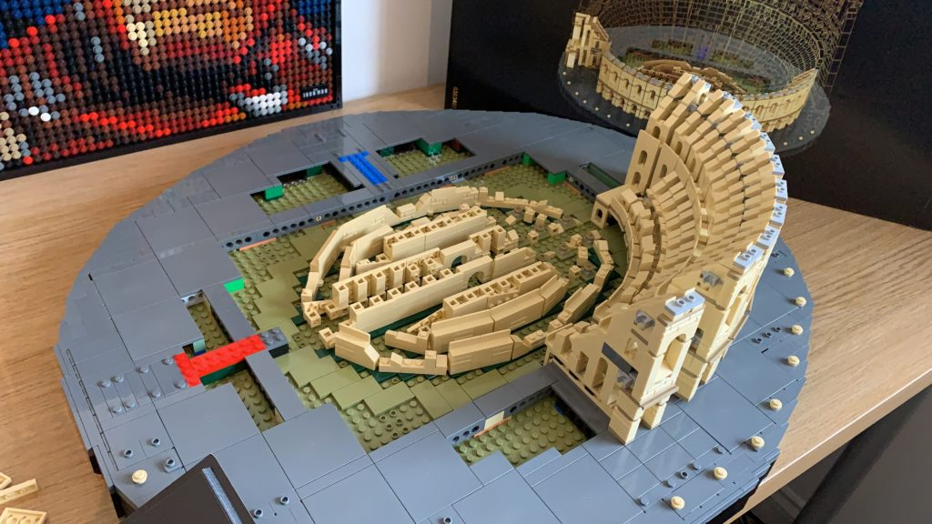 LEGO Architecture Creator Expert 10276 Colosseum Review 46