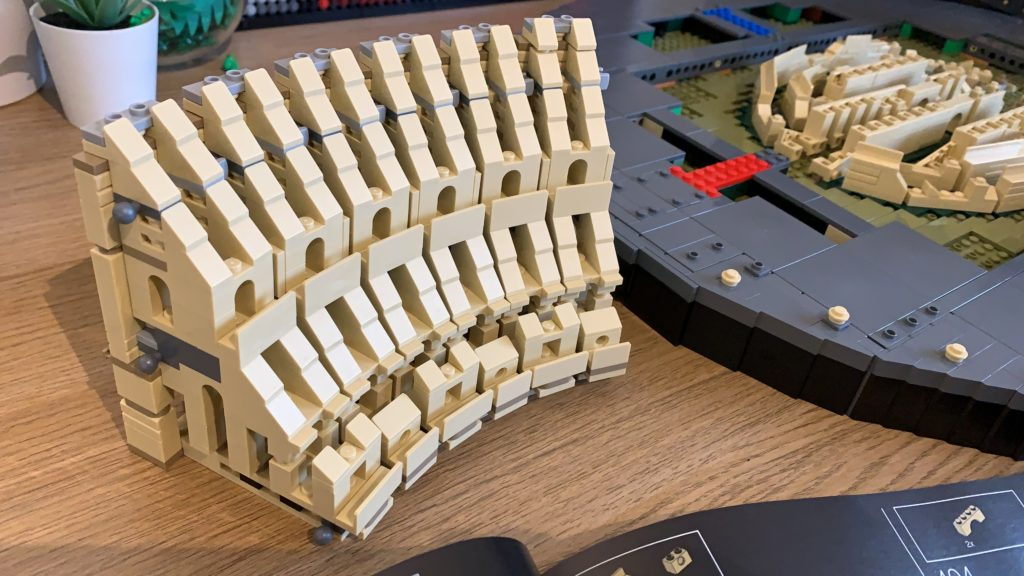 LEGO Architecture Creator Expert 10276 Colosseum Review 48