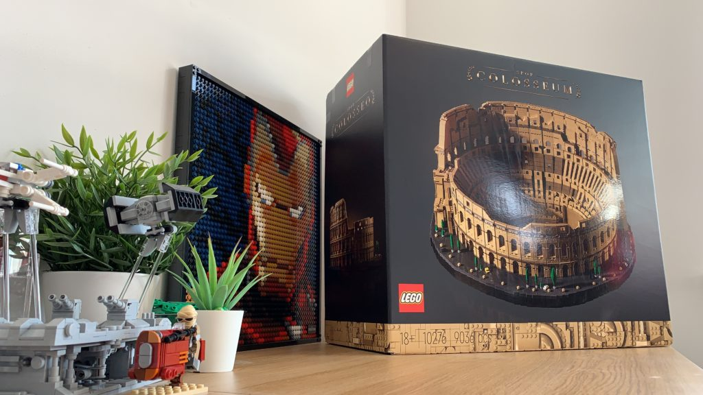 LEGO Architecture Creator Expert 10276 Colosseum Review 49