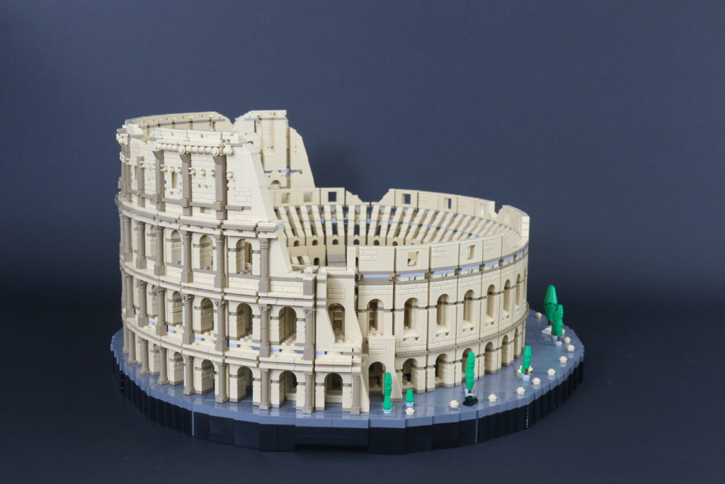 LEGO Architecture Creator Expert 10276 Colosseum Review 5 1