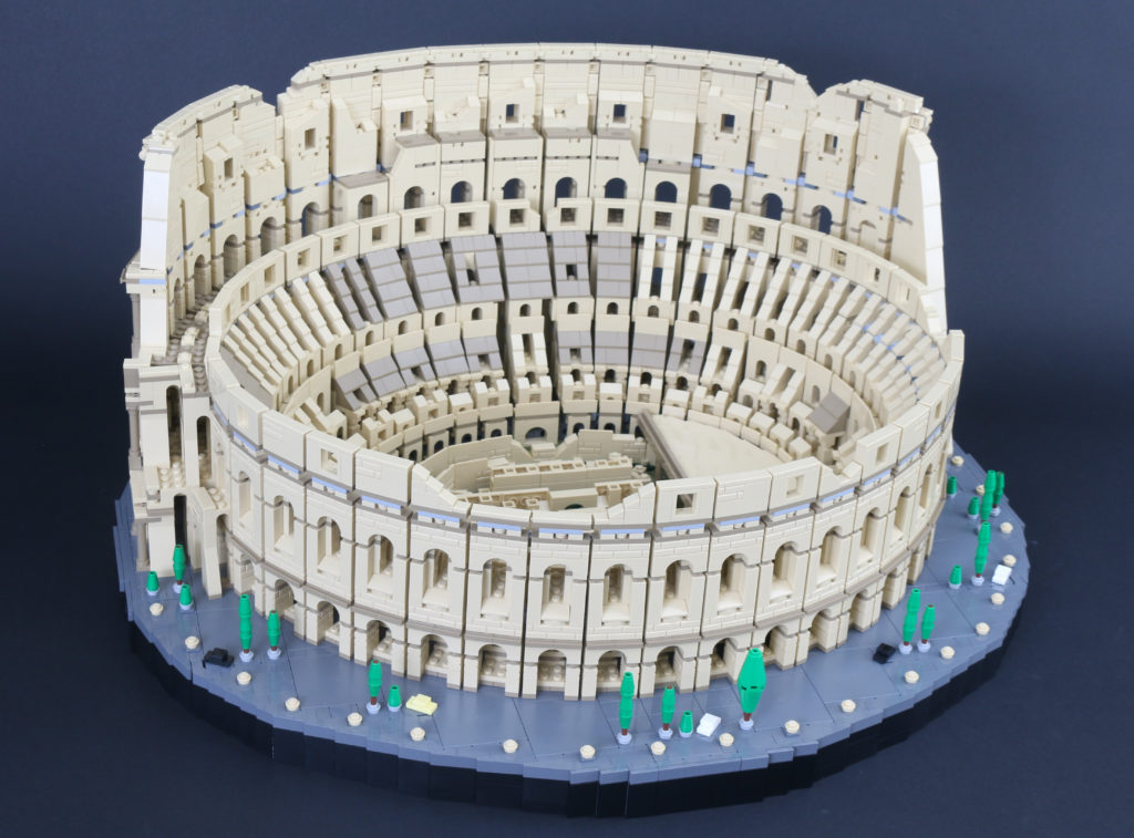 LEGO Architecture Creator Expert 10276 Colosseum Review 59