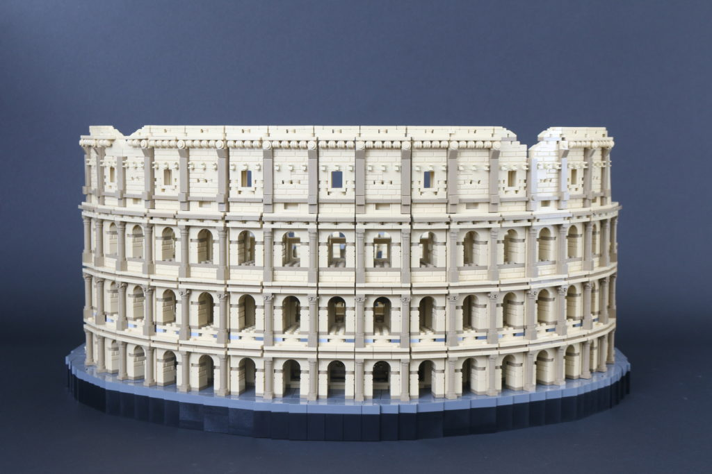LEGO Architecture Creator Expert 10276 Colosseum Review 6