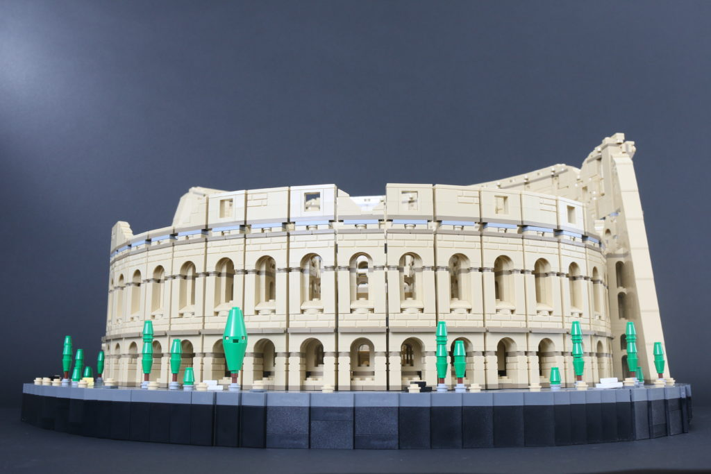 LEGO Architecture Creator Expert 10276 Colosseum Review 7