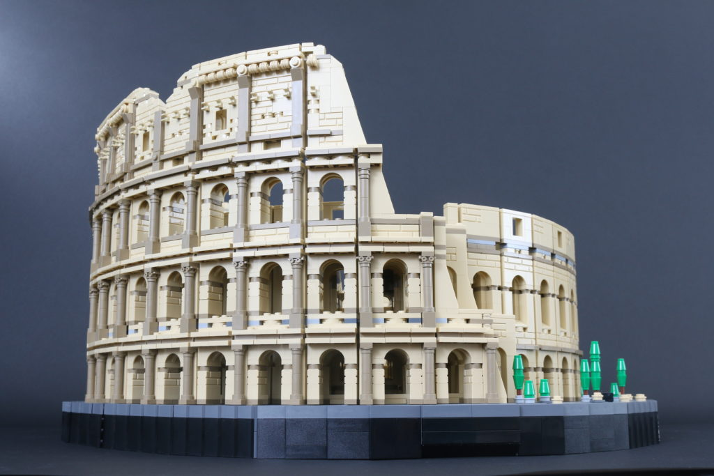LEGO Architecture Creator Expert 10276 Colosseum Review 8