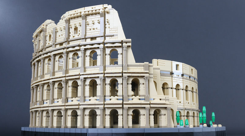 LEGO Architecture Creator Expert 10276 Colosseum Review Title 2 800x445