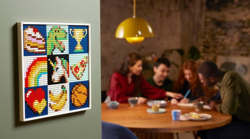LEGO Art 21226 Art Project lifestyle 1 featured