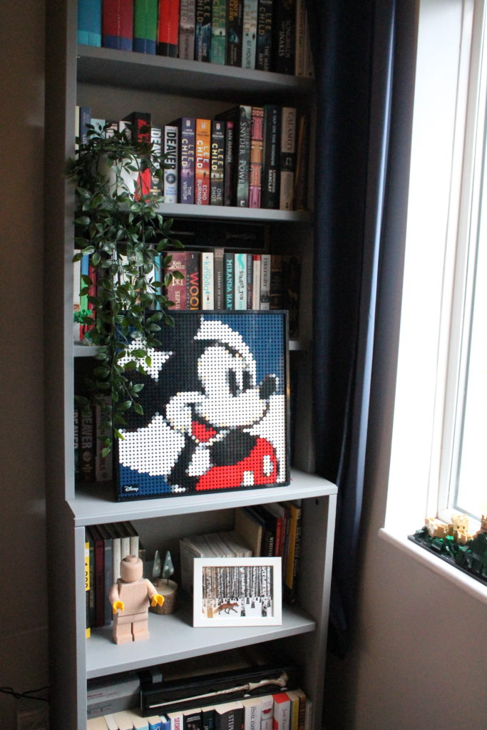 LEGO Art 21302 Disneys Mickey Mouse Review 13