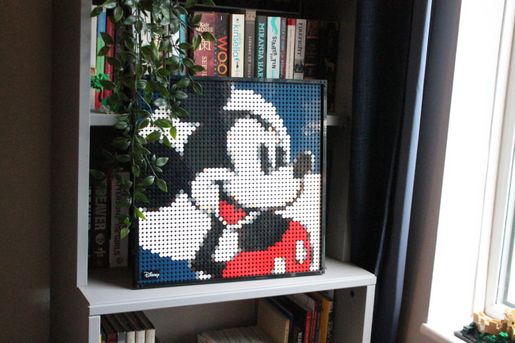 LEGO Art 21302 Disneys Mickey Mouse Review 14
