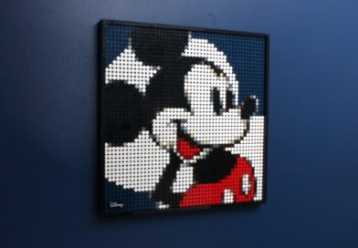LEGO Art 31202 Disney's Mickey Mouse review