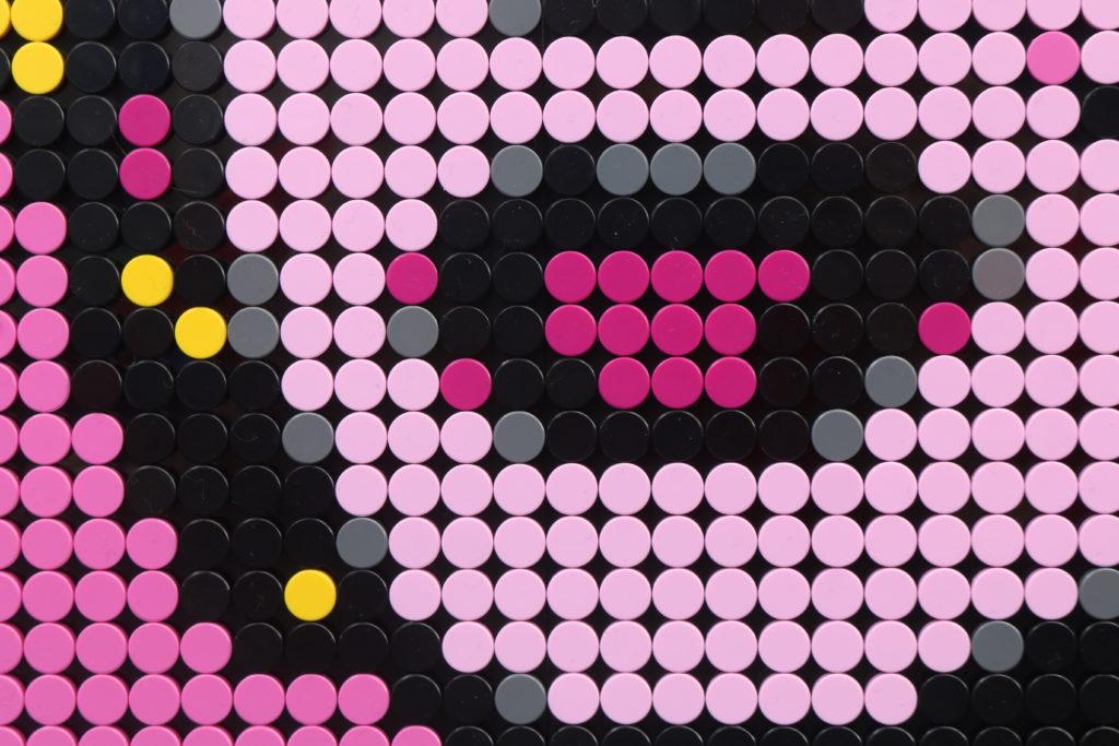 LEGO Art 31197 Andy Warhols Marilyn Monroe review 10