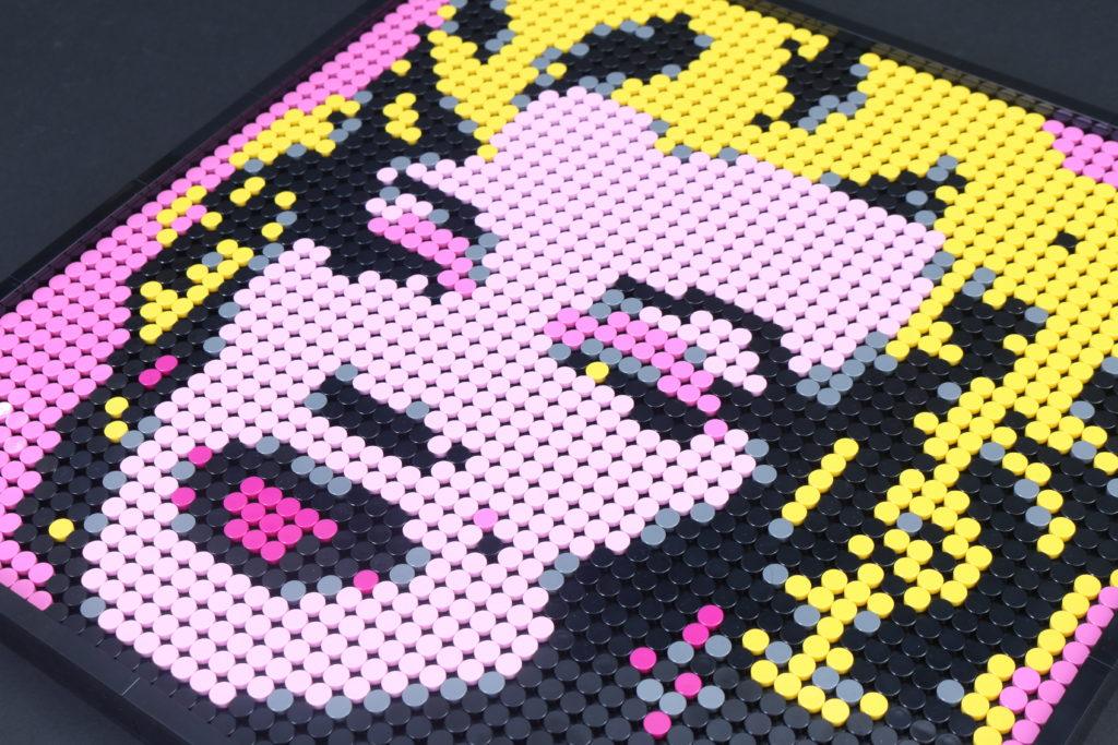 LEGO Art 31197 Andy Warhols Marilyn Monroe review 12
