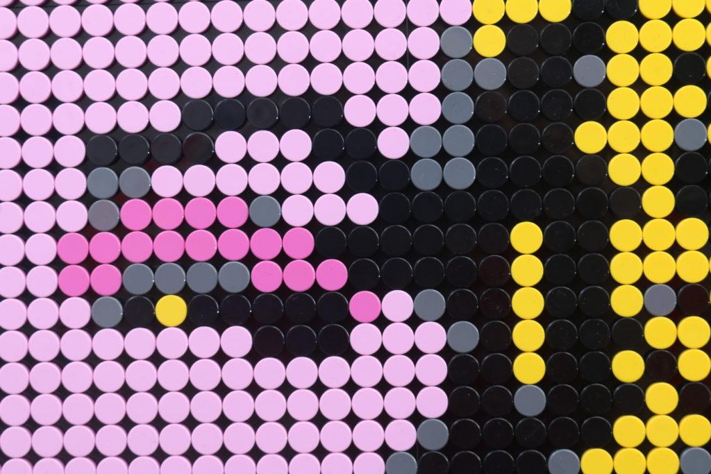 LEGO Art 31197 Andy Warhols Marilyn Monroe review 8