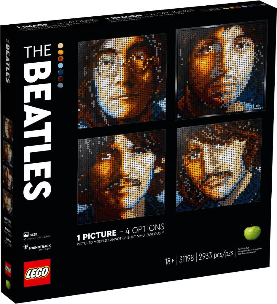 LEGO Art 31198 The Beatles 1