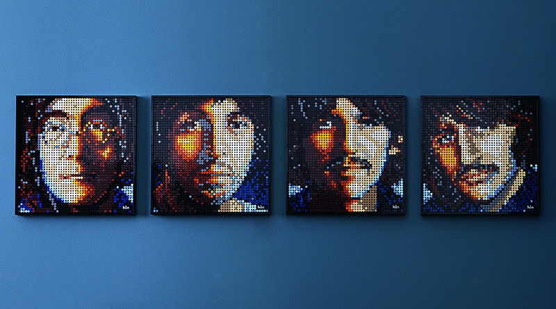 LEGO Art 31198 The Beatles Featured 800x445