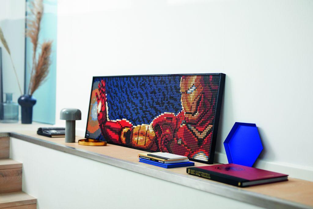LEGO Art 31199 Marvel Studios Iron Man 26