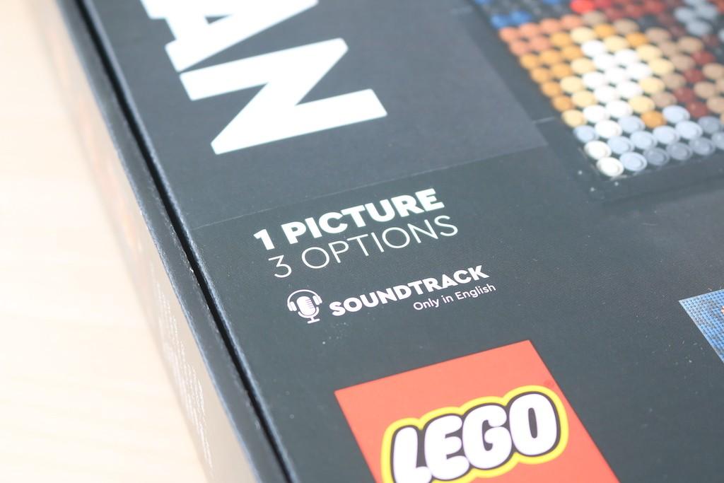 LEGO Art 31199 Marvel Studios Iron Man Review 2