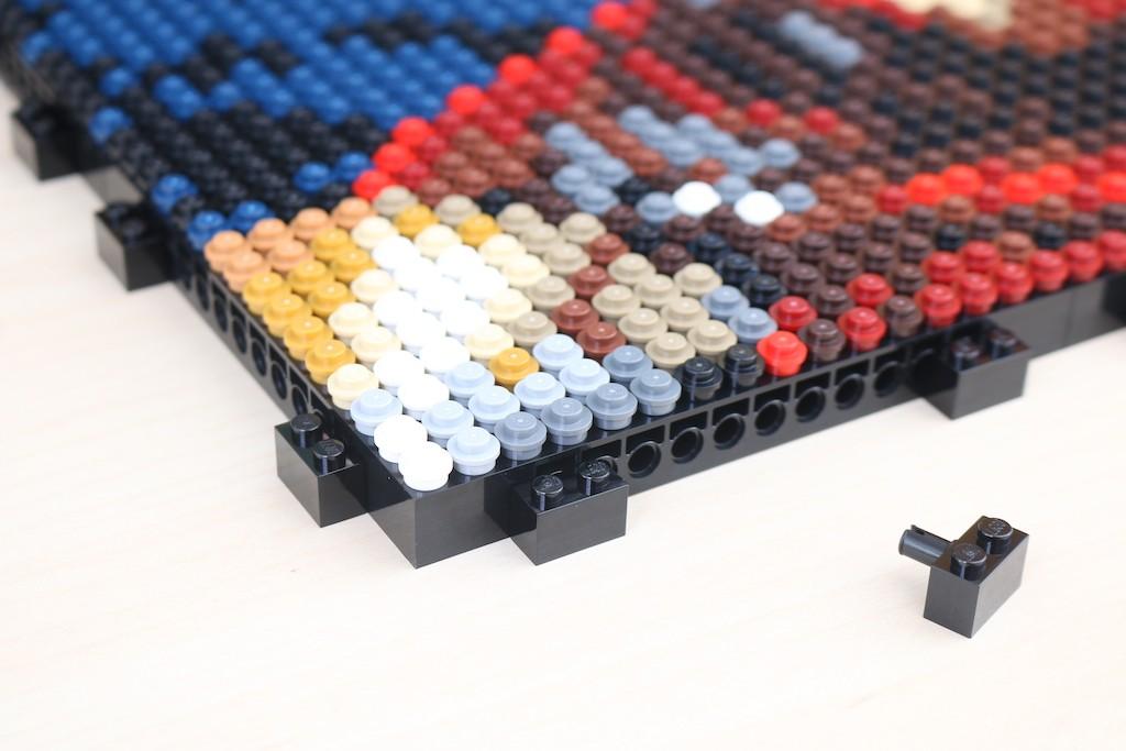LEGO Art 31199 Marvel Studios Iron Man Review 41