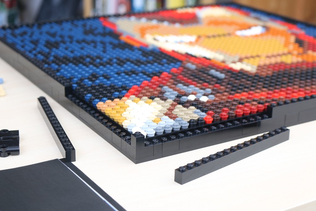 LEGO Art 31199 Marvel Studios Iron Man Review 48
