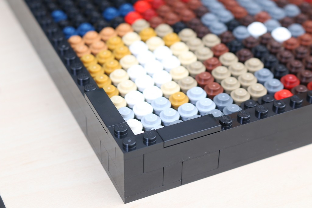 LEGO Art 31199 Marvel Studios Iron Man Review 49