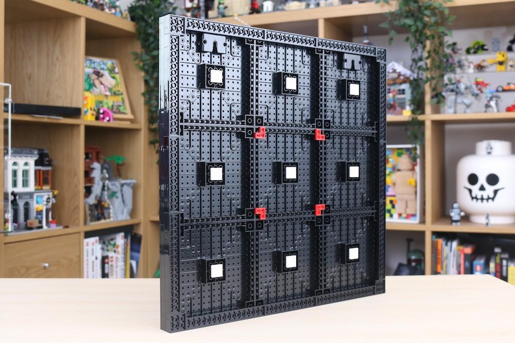 LEGO Art 31199 Marvel Studios Iron Man Review 61