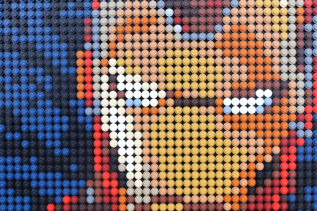 LEGO Art 31199 Marvel Studios Iron Man Review 67