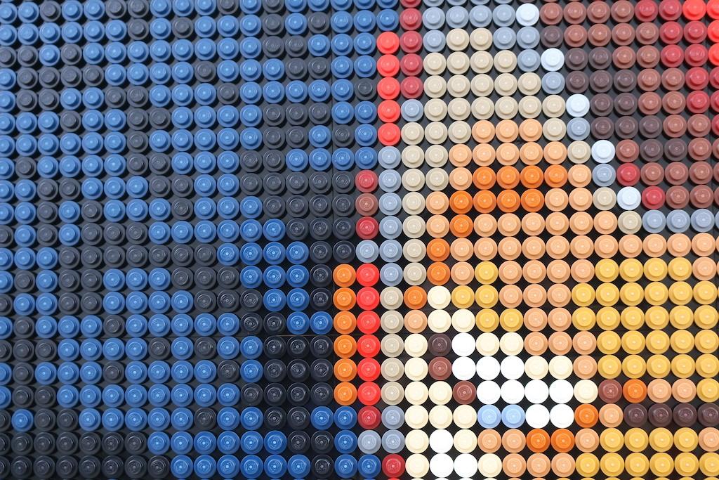 LEGO Art 31199 Marvel Studios Iron Man Review 70