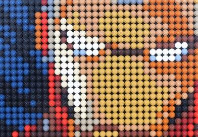 LEGO Art 31199 Marvel Studios Iron Man review