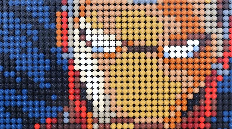 LEGO Art 31199 Marvel Studios Iron Man Review Title