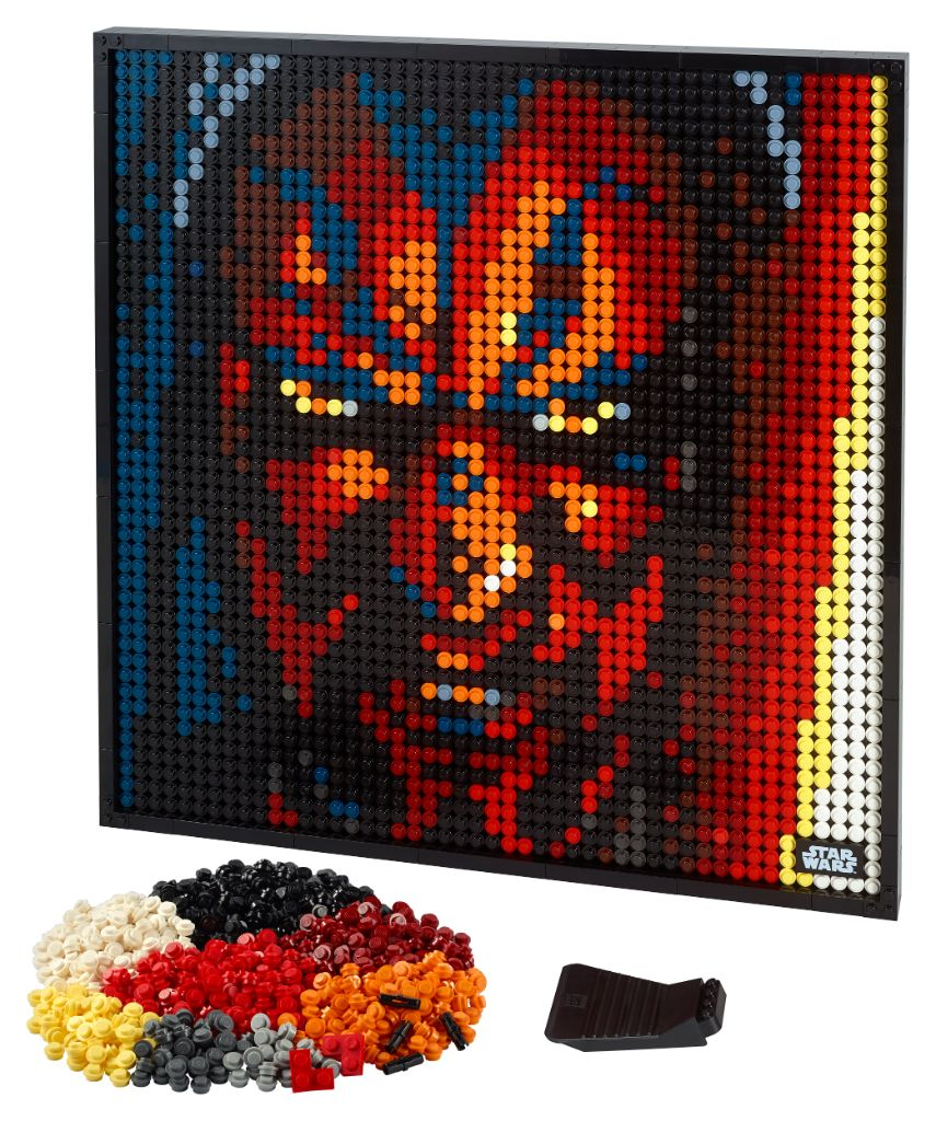 LEGO Art 31200 Star Wars The Sith 4