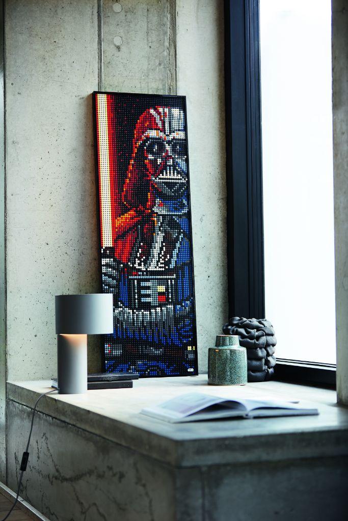 LEGO Art 31200 Star Wars The Sith 5