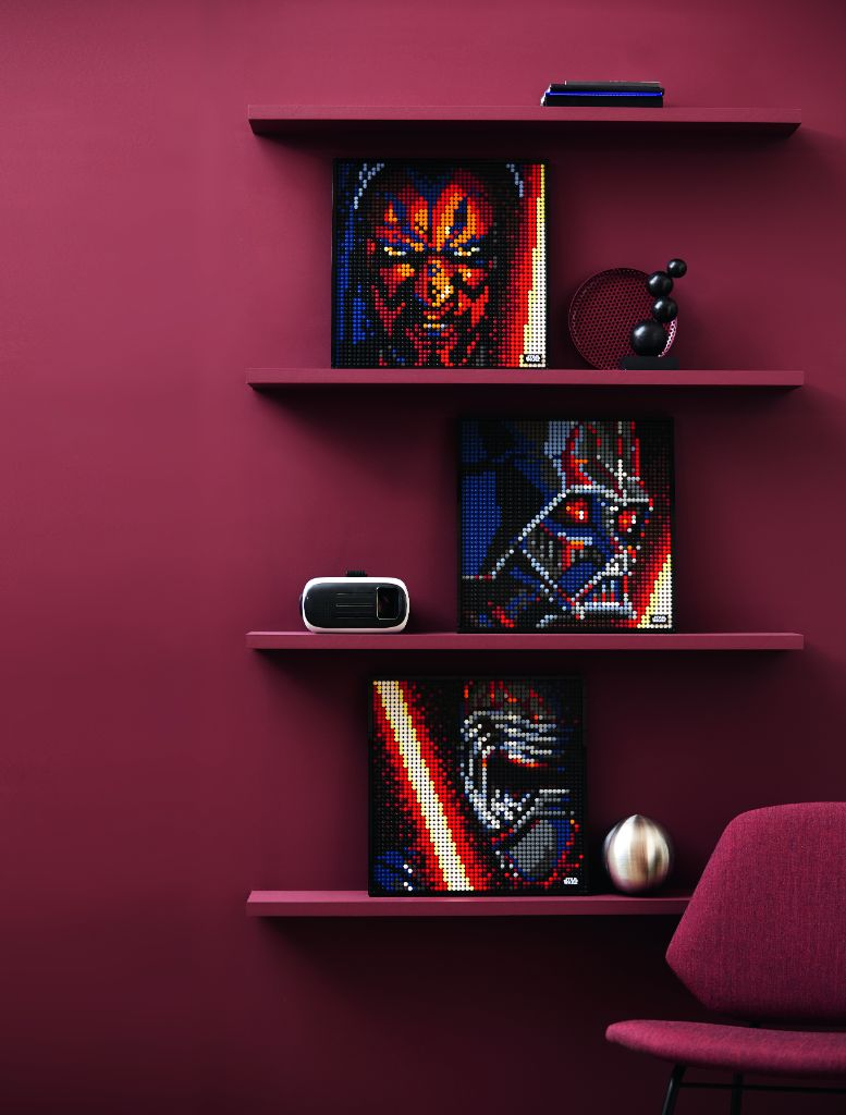 LEGO Art 31200 Star Wars The Sith 6