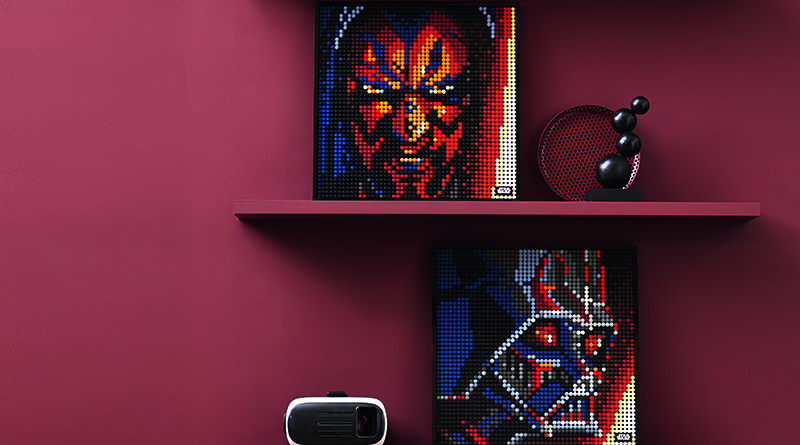 LEGO Art 31200 Star Wars The Sith Featured