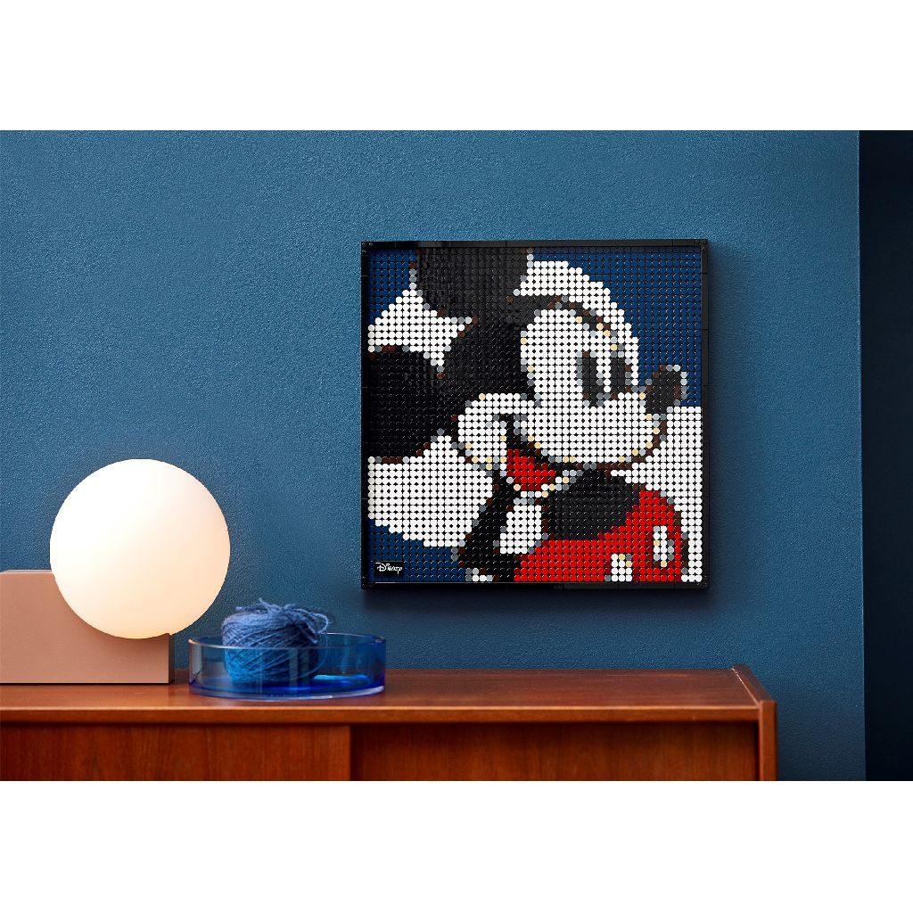 LEGO Art 31202 Disneys Mickey Mouse 5 1024x1024