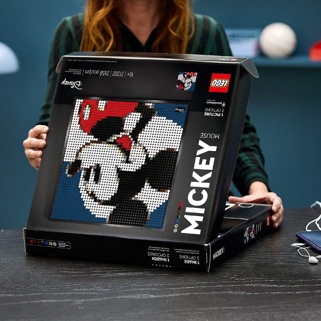 LEGO Art 31202 Disneys Mickey Mouse 6 1024x1024
