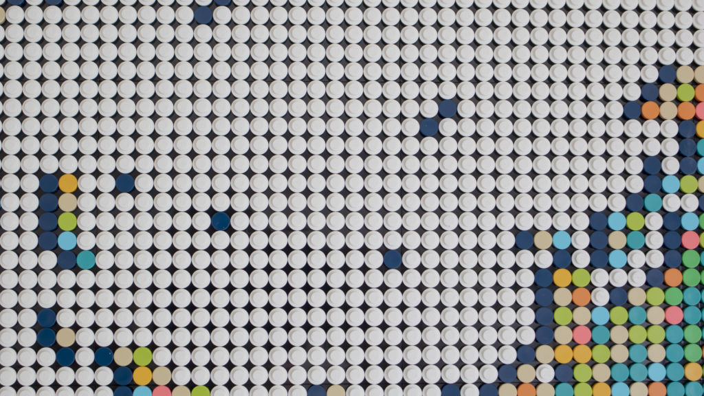 LEGO Art 31203 World Map 14