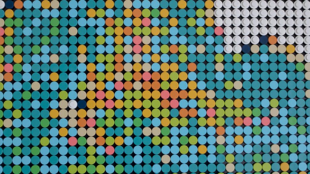 LEGO Art 31203 World Map 15