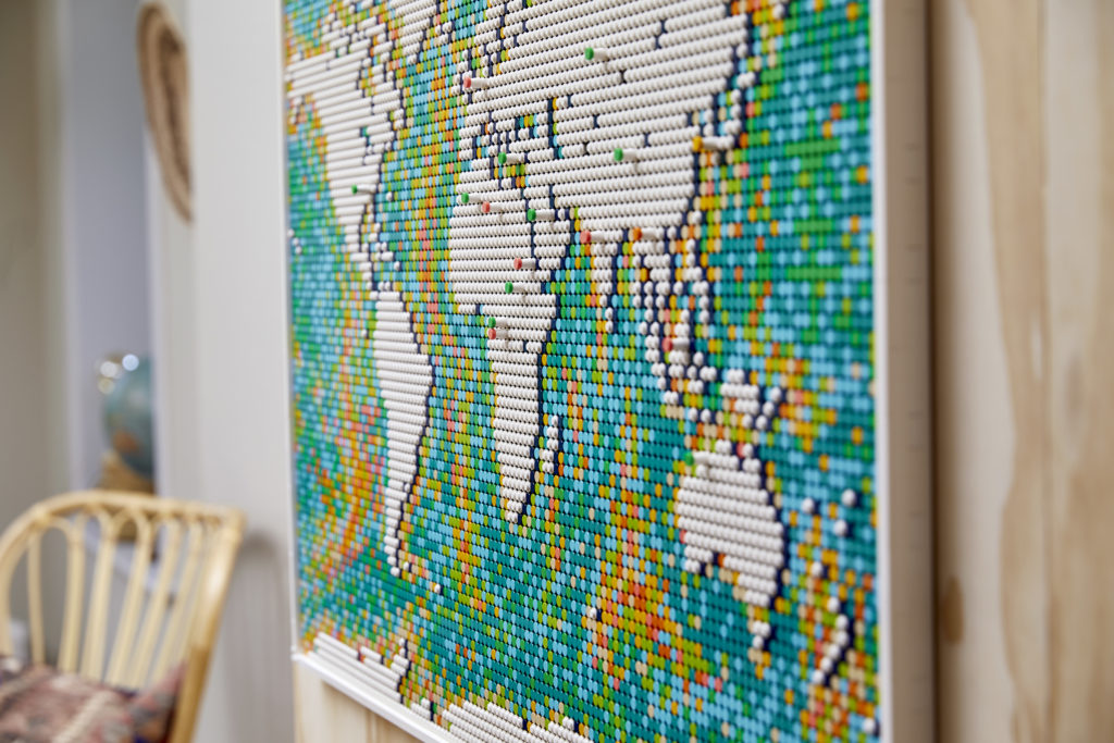 LEGO Art 31203 World Map 16 1