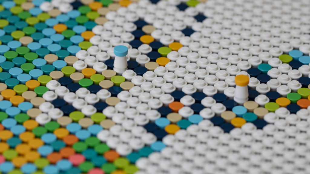 LEGO Art 31203 World Map 20