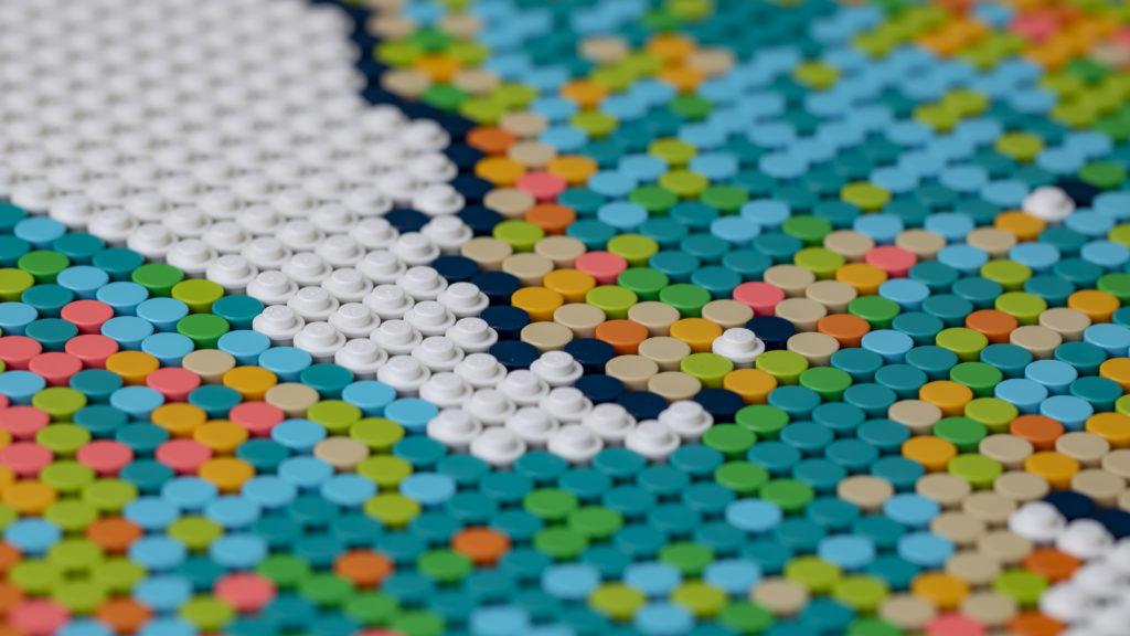LEGO Art 31203 World Map 21