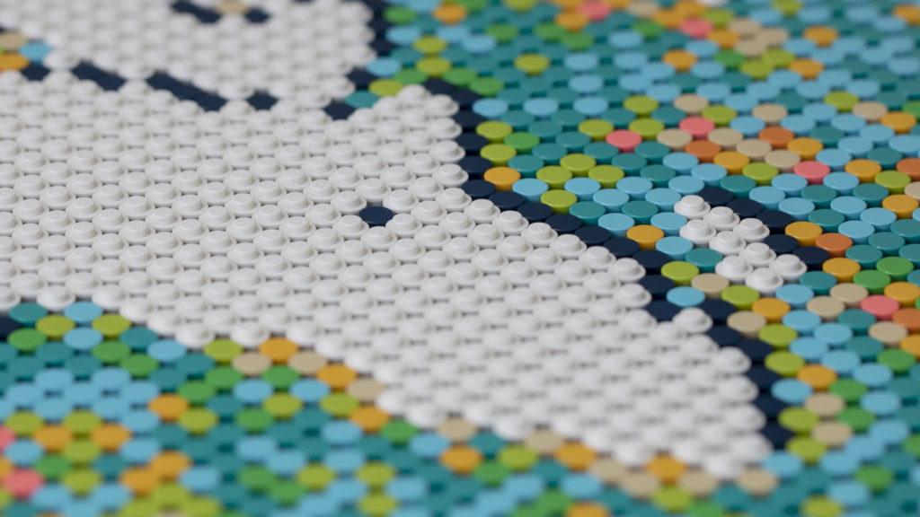 LEGO Art 31203 World Map 34