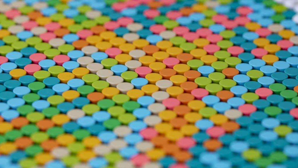 LEGO Art 31203 World Map 35