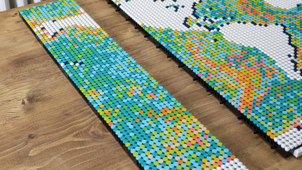 LEGO Art 31203 World Map 39