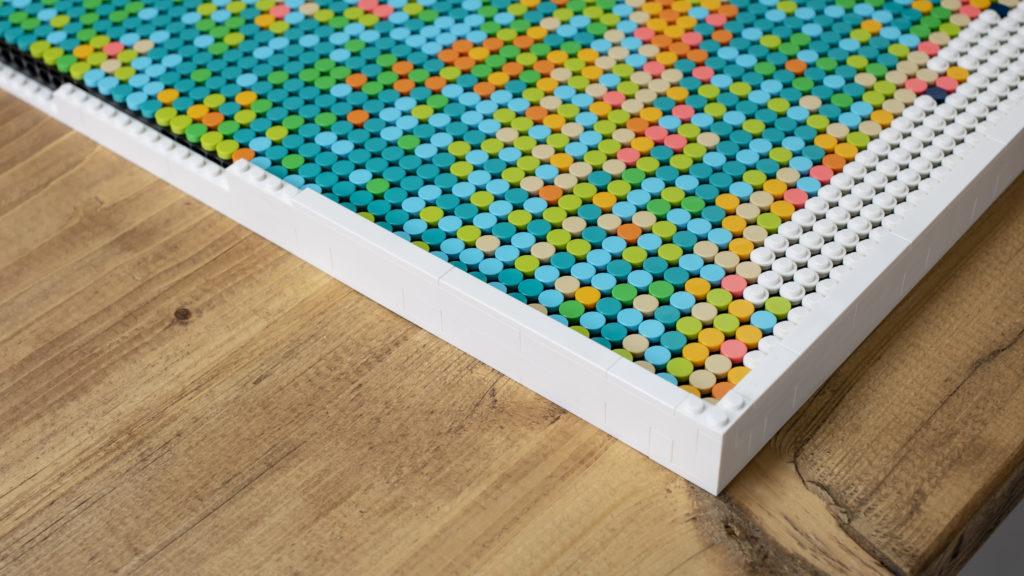 LEGO Art 31203 World Map 40