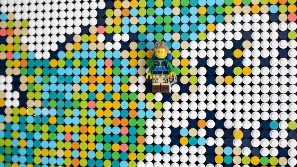 LEGO Art 31203 World Map 43